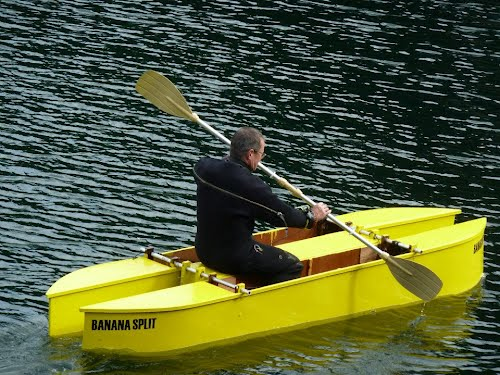 DIY-twin-hull-kayak-for-fishing-and-diving-UK